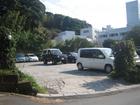 第3駐車場(ケアセンター前患者様用駐車場)